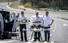 ITG y DRONEXSERVICES vuelan el primer dron en entorno aeroportuario gallego