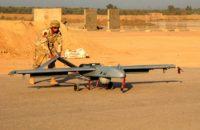 Totalmente equipado, el Shadow de AAI ya pesa alrededor de 170 kilos al despegue