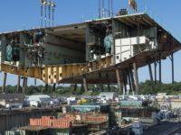 Robots y láseres introducen la construcción naval en la era digital