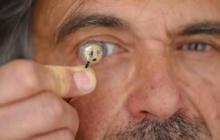 Jean-Louis de Bougrenet de la Tocnaye y sus lentes de contacto con una microbatería flexible (IMT Atlantique)