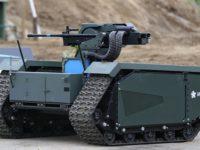 Los sistemas robóticos transformarán el campo de batalla terrestre