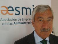 """Gerardo Sánchez Revenga (AESMIDE): """"con el apoyo de Defensa, FEINDEF 2019 va a ser un éxito"""""""
