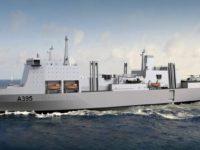 Navantia se mantiene en primer lugar en la lista para la construcción de barcos para la Fleet Solid Support Ship británica, pero…