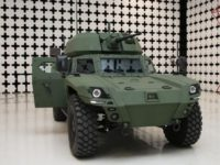 Vehículo de combate eléctrico turco AKREP II