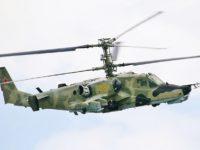 Rusia desarrollará un Alligator Ka-52 mejorado