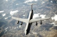 Avión de transporte pesado C-5 Galaxy
