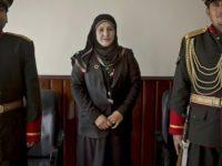 Habiba Danish (La mujer afgana en el Parlamento) (Foto  Anja Niedringhaus/AP)