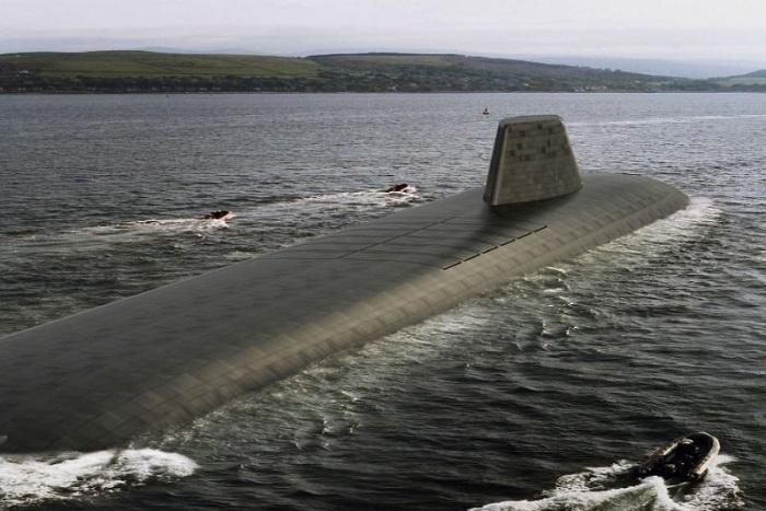 Comparación de futuros submarinos: Dreadnought de la Royal Navy vs Columbia de la US Navy