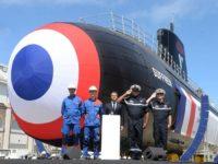 Submarino de ataque nuclear Suffren de la clase Barracuda
