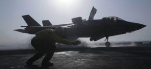 Por qué el misil antiaéreo S-400 ruso y el caza F-35 no pueden convivir