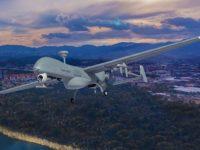 IAI presenta un miembro táctico de la familia Heron de UAVs