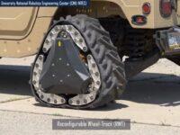 DARPA Reconfigurable Wheel-Track hybrid
