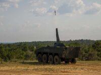 El Ejército de EE.UU. prueba un sistema de mortero finlandés