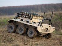 """El desafío de la """"última milla"""". Reino Unido y EE.UU. prueban convoyes de vehículos robotizados"""